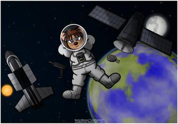 Redneck Space Program by LordDominic