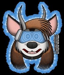 Hypno-Skunk by LordDominic