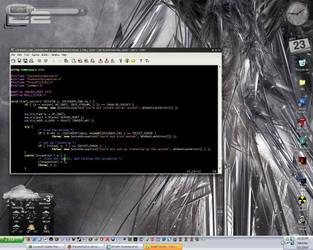 My Desktop Theme by theadamfad
