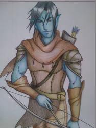 Julan The Ashlander Companion by VenusinaMarciana