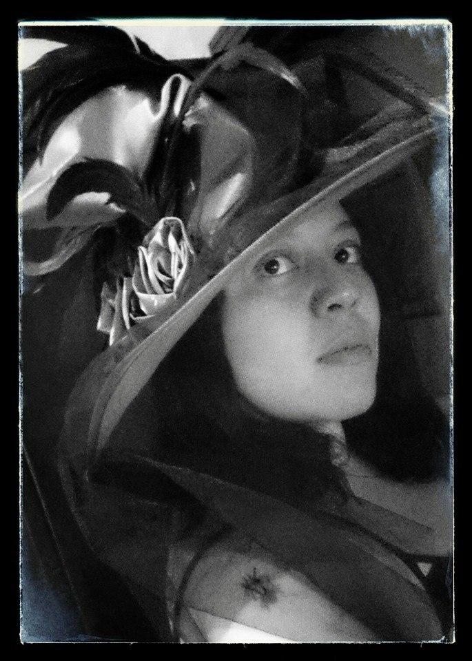 the street Witch by VenusinaMarciana