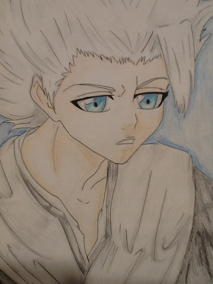 Toshiro by emyanna