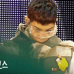 T.O.P eating jacket by Aki-likes-your-ART