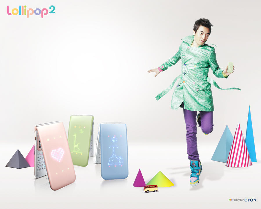 lollipop wallpaper. Seungri Lollipop 2 Wallpaper