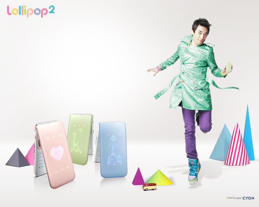 lollipop wallpaper. Seungri Lollipop 2 Wallpaper
