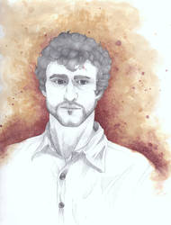 Will Graham by WhyteHawke