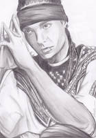 GQ:Tom Kaulitz..:: Thinking::. by angelteva