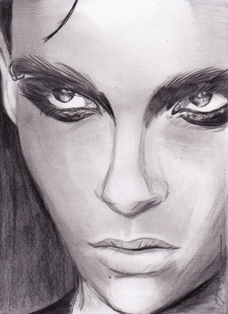 Bill Kaulitz ..::Fame::.. by angelteva