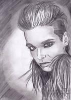 Dark angel by angelteva
