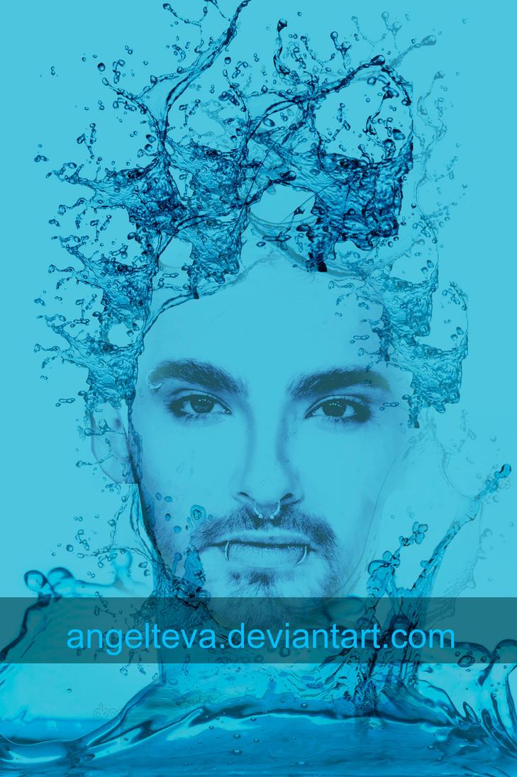 Water Bill Kaulitz by angelteva