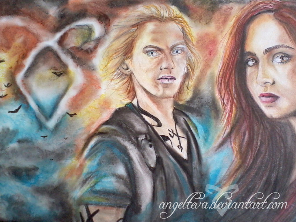 The Mortal Instruments City of Bones by angelteva