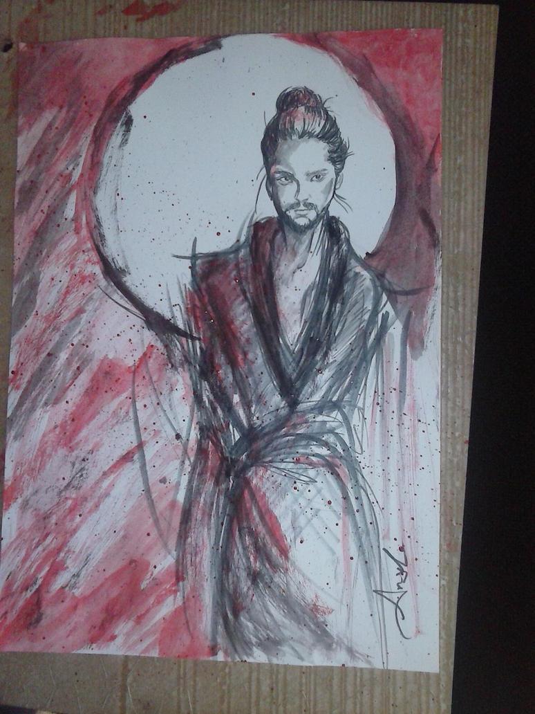 Bloody moon by angelteva