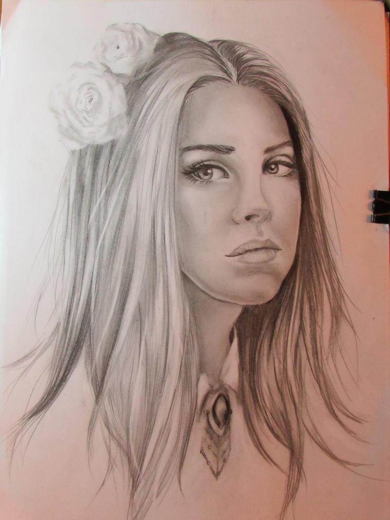 Lana del Rey by angelteva