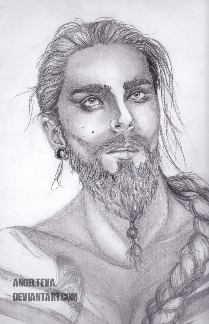 T.K.Drogo by angelteva