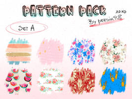 Pattern Pack #A by Persik98