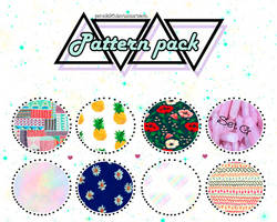 Pattern Pack #G by Persik98