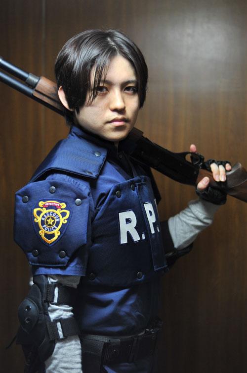 Leon S Kennedy Resident Evil 2 By Enfield9346 On Deviantart