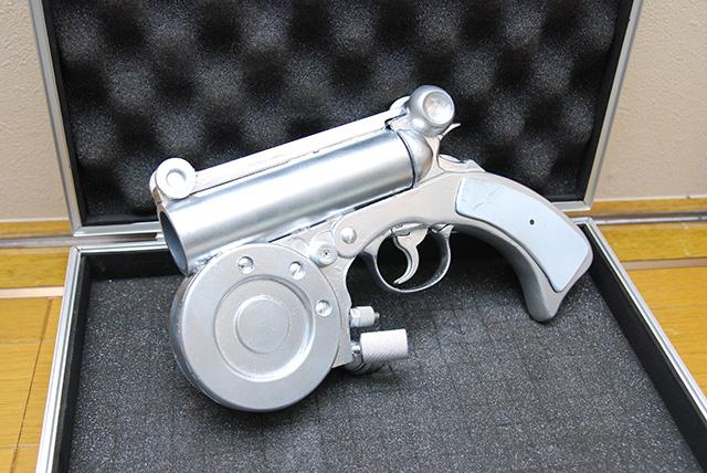 Ada Wong's  Grappling Gun -Resident Evil- by Enfield9346