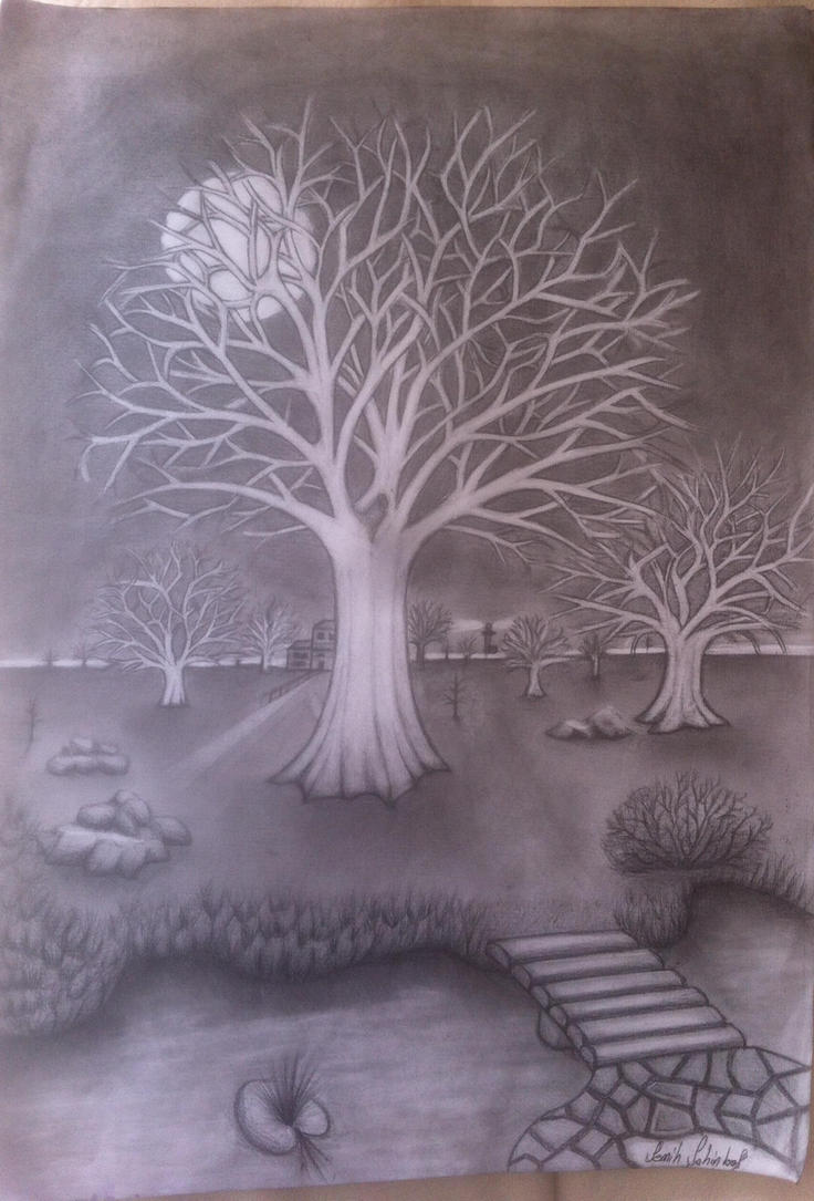 Manzara 2 (2) by semihsahinbas