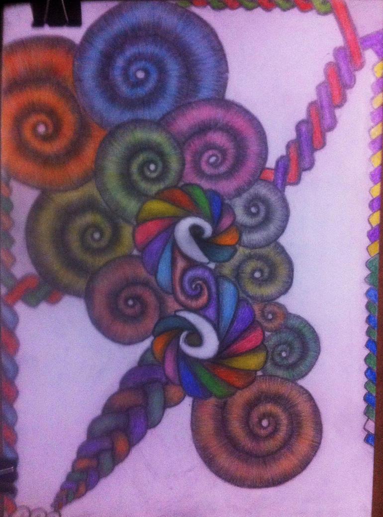 spiral by semihsahinbas