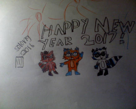 Happy new year from XL150!!!!! :D :D :D
