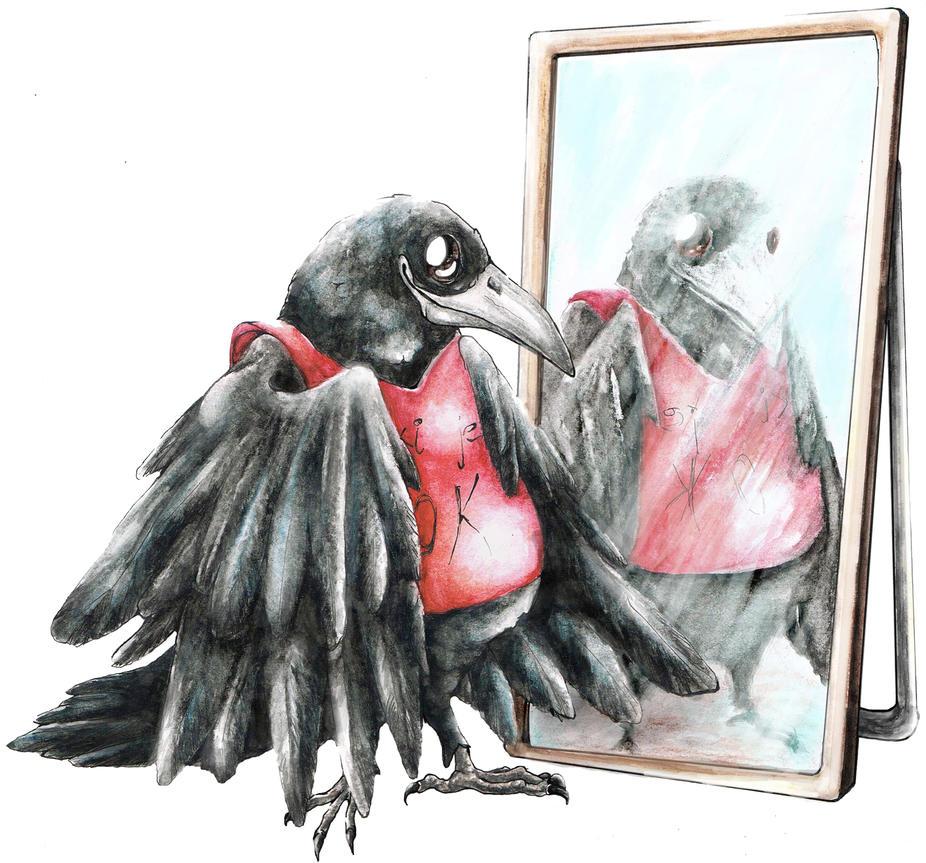 Raven by gryf87