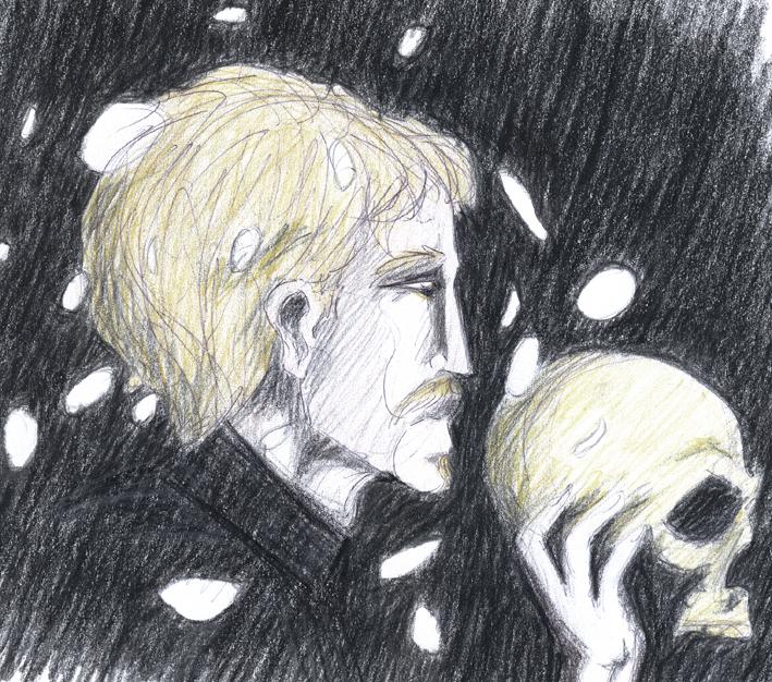 Hamlet by Efferd