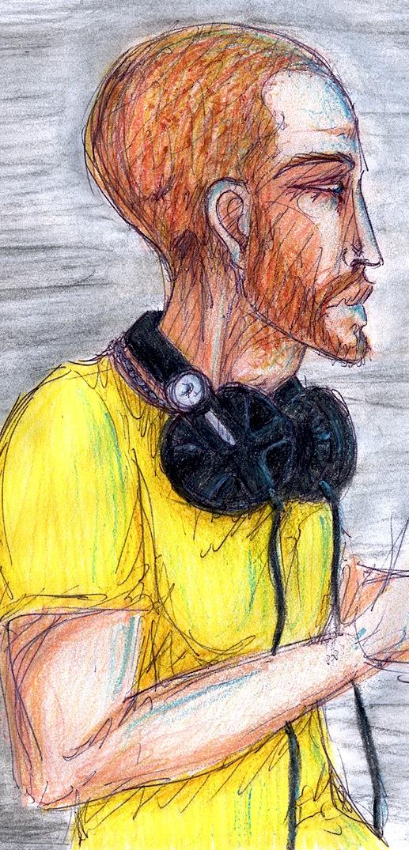 DJ Ickarus by Efferd