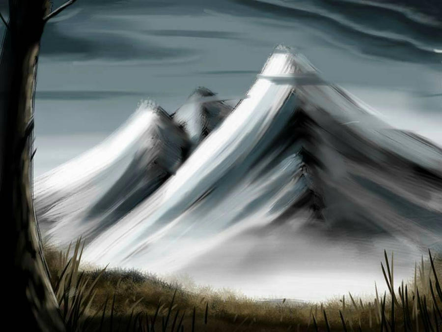 Landscape  by DankBowser