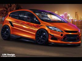 Ford Fiesta by LdkDesign