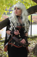 Steampunk Costume by hitomicz