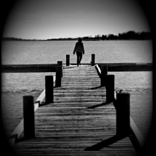 I walk the line... by SprinklyCupcake