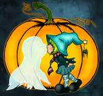 Spooky Kiss ~ Ein Kuesschen zu Halloween