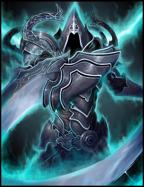 Malthael The Soul Reaper by DioMahesa