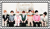 U-Kiss Stamp by LadyQiao