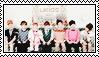U-Kiss Stamp by LadyQiao