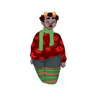 Merry Crisis by clowngogh