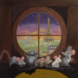 Five Hungry Mice