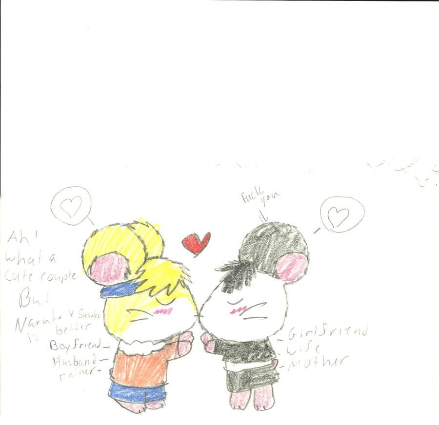 Narusai NaruSai:Hamster Kiss b...