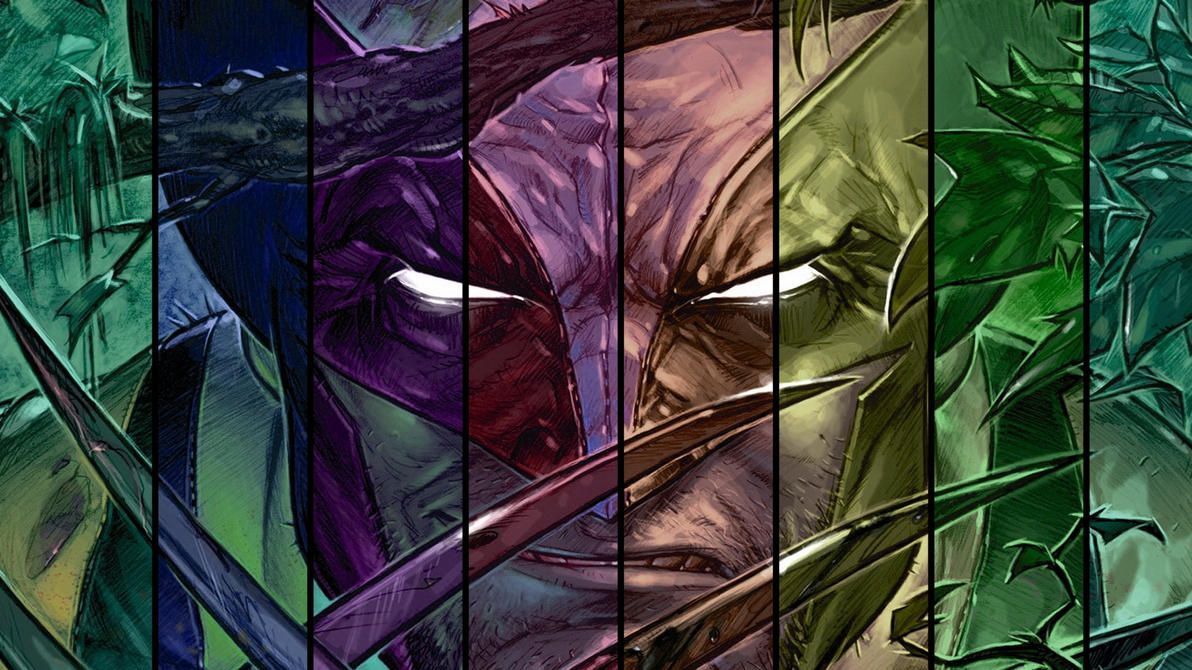 Wolverine by MeGustaDeviantart
