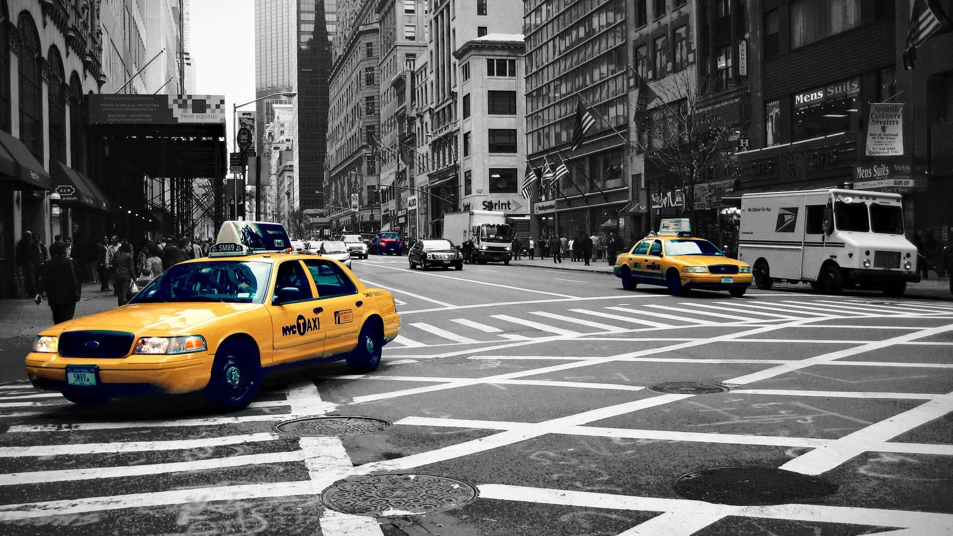 Taxi in America by MeGustaDeviantart