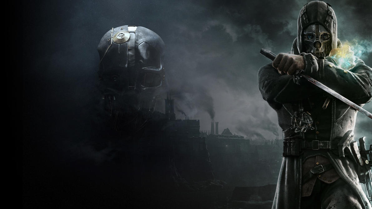 Dishonored Fan Art Corvo Video Games Wallpapers Hd: Corvo Attano + Mask By MeGustaDeviantart On