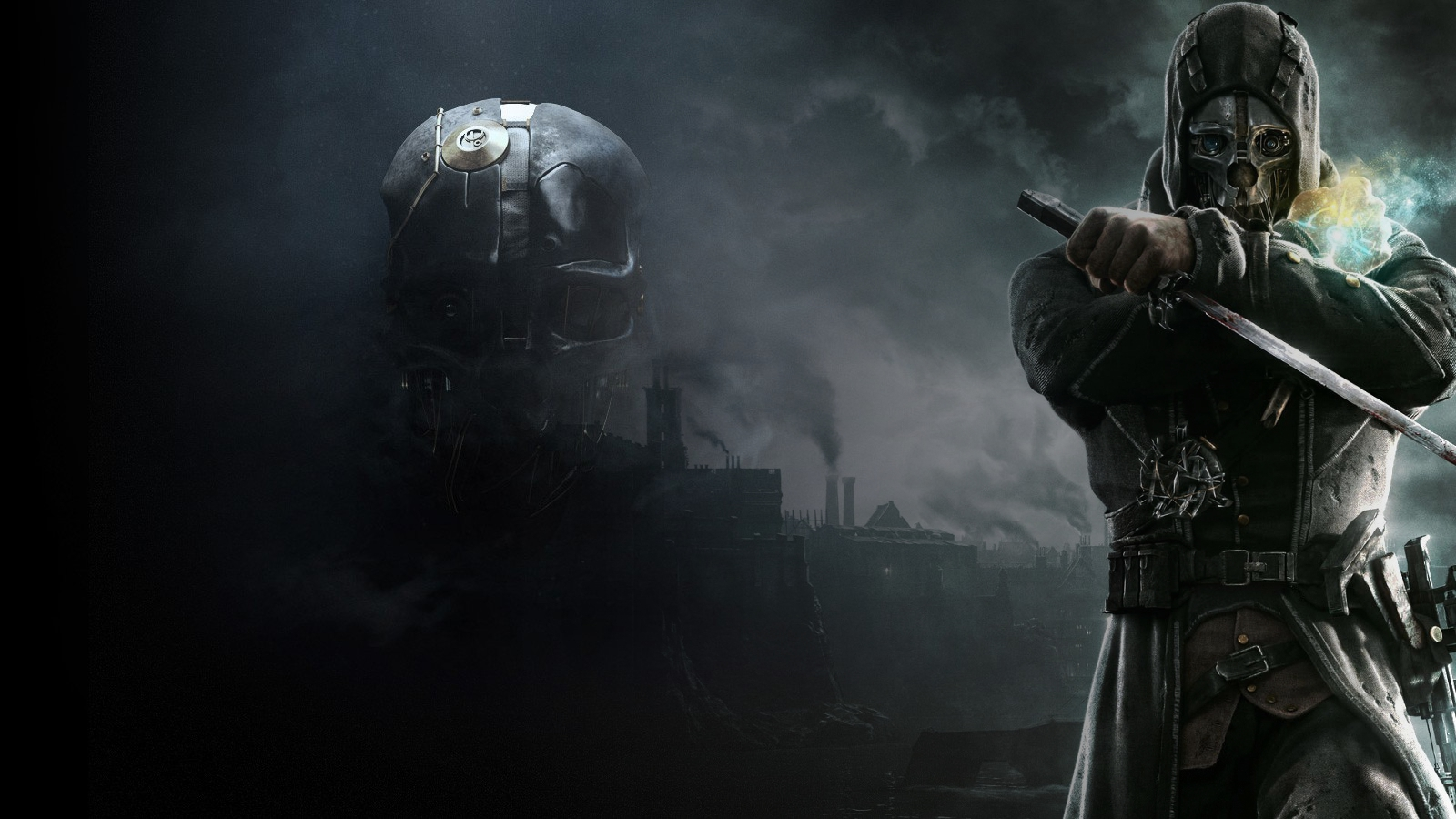 Dishonored - Corvo Attano + Mask by MeGustaDeviantart