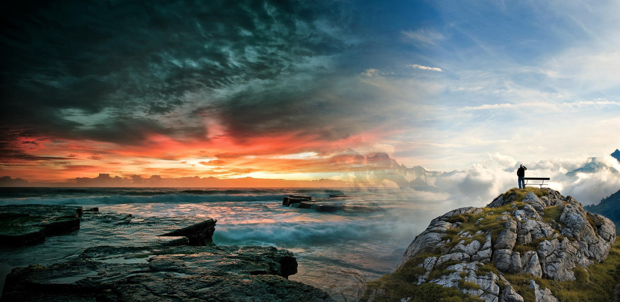 Nice Landscape! by MeGustaDeviantart