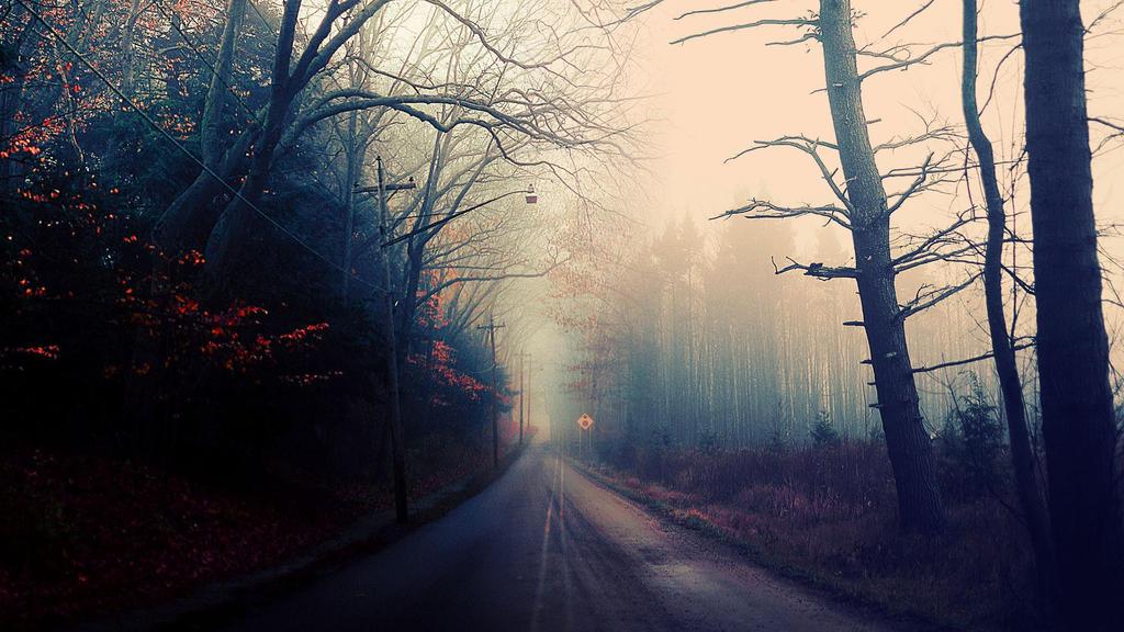 Creepy Street by MeGustaDeviantart