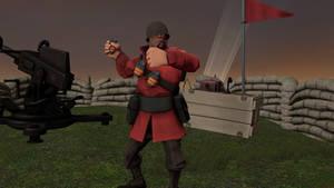 RED Grenadier