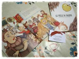 My Book: Apples of Idunn