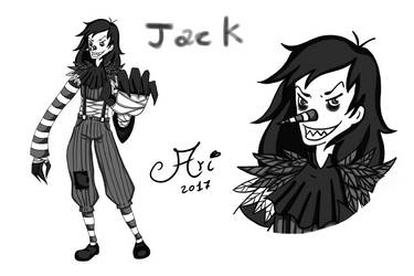 Laughing Jack [commission] by arinadream