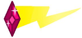 (C) Lighting Gem's Cutie Mark 2/6 by ShootingStarYT