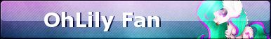 MLP Fan Button OhLily